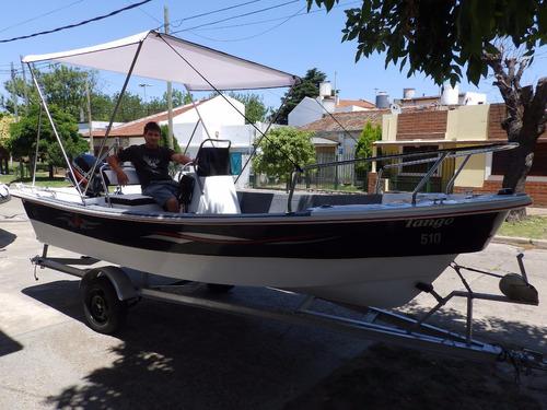 tracker astillero 3v tango 510 nautica milione perm tarj
