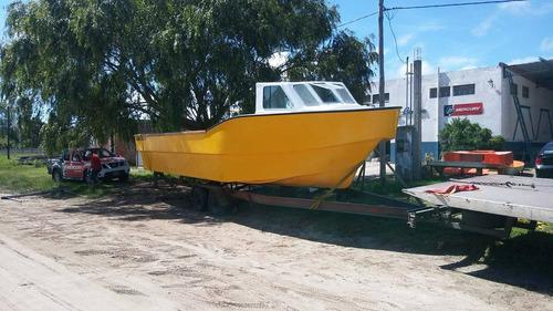tracker baader 800 pesca 3m de manga,pesca artesanal