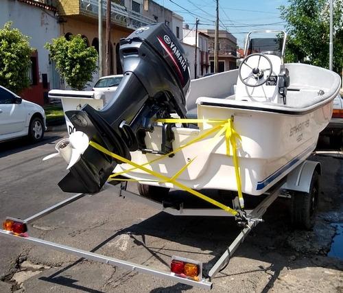 tracker bahamas 460 pescador