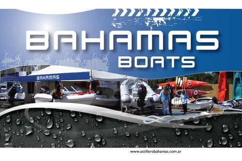 tracker bahamas 460 unico en su clase