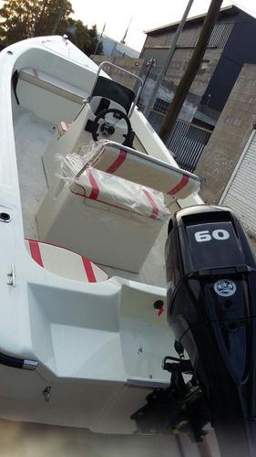 tracker bermuda safary 5,5 m y tracker de 5,2 los mejores $$