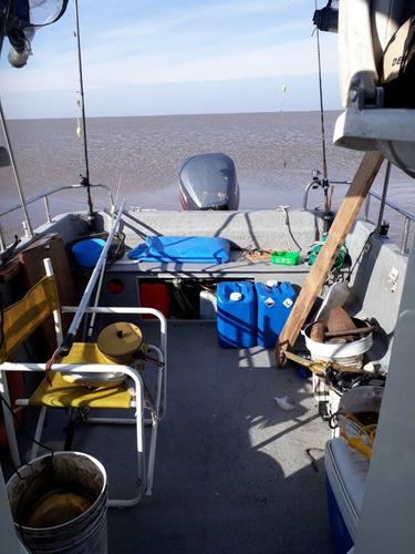 tracker cabinada benavidez 2005, 7 mt,  yamaha 2006 2t 115.
