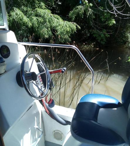 tracker cabinado  prinz  (no crucero, yate, lancha)