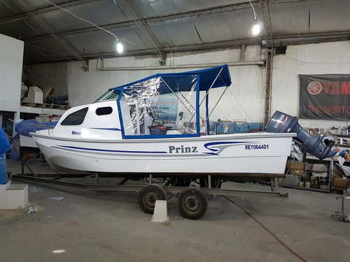 tracker cabinado prinz - oportunidad