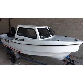 Tracker Lancha Bahamas Cabina 460 Mercury 40 Hp 2t Año 2020