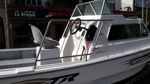 tracker lancha trakker 625 cabinado 0 hs 2017 dorazio