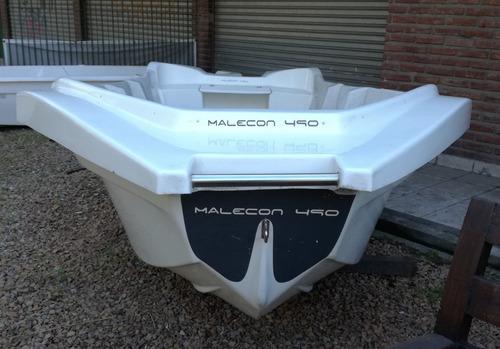 tracker malecon 490 - astillero navegar