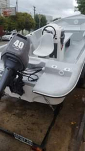 tracker marca paraná  motor yamaha 40 hp nicojunin