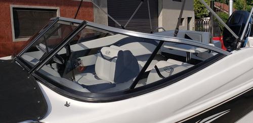tracker open 3v bianca 510 stockpermanente nautica milione 2