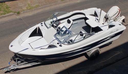tracker open 3v bianca 510 stockpermanente nautica milione 9