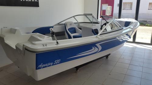 tracker open aguapey 520 con motor yamaha 60hp