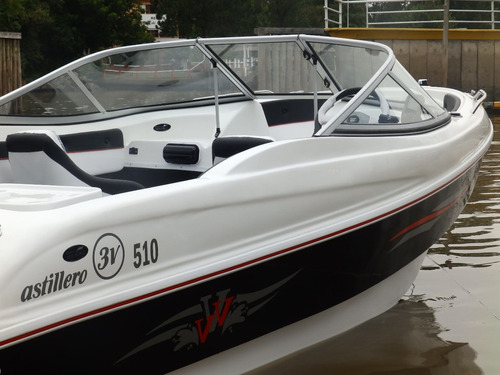 tracker open  evinrude 90 precio increible nautica milione 8