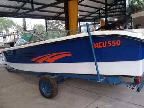 tracker pacu 550  2017 (0km)