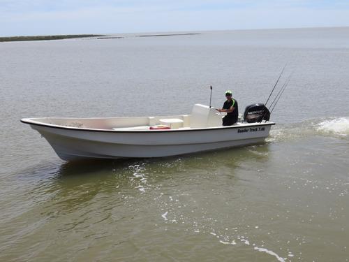 tracker para pesca baader track 700 2019 0hs