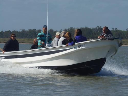 tracker para pesca embarcado y pesca deportiva baader 7.00