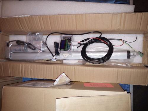 tracker solar, soporta 4 paneles(no incluye los paneles)