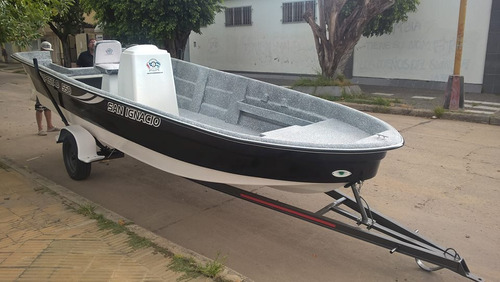 tracker tempestad 550 labio volcado full $252000 s/ trailer