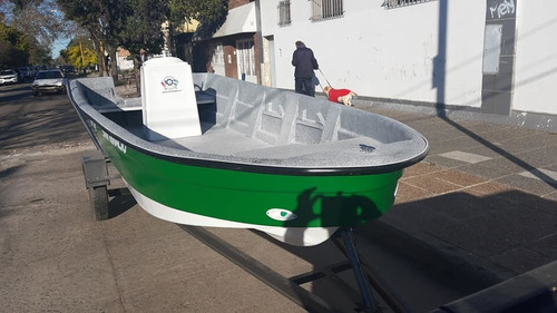 tracker tempestad 550 labio volcado full s/ trailer