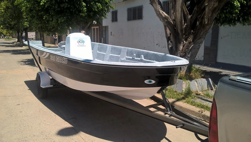 tracker tempestad 550 labio volcado full u$s 2650 s/ trailer