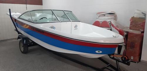 tracker tempestad 550 open back to back $258000 sin trailer
