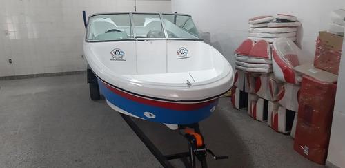 tracker tempestad 550 open back to back u$s 4350 sin trailer