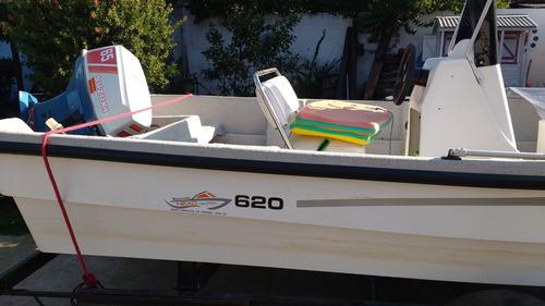 trackers costero 620 suzuki 65hp permuto pala retro