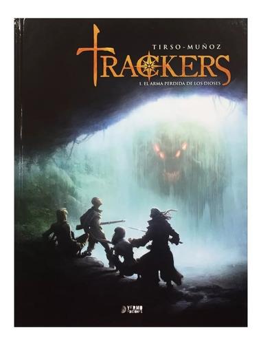 trackers vol. 1 arma perdida de los dioses - ed. yermo