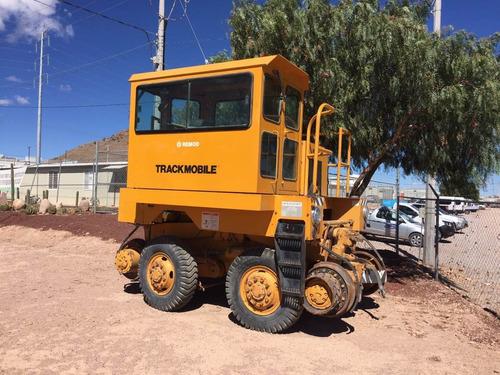 trackmobile de 40,000 lbs