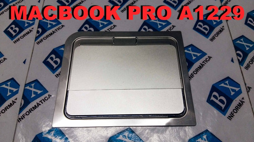 trackpad touchpad macbook pro 17 a1229