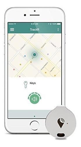trackr bravo - dispositivo de seguimiento rastreador