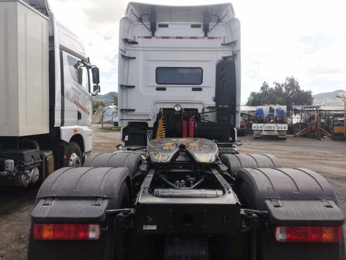 tracto camion (cabezal) faw jh6 51ton motor weichai 460hp