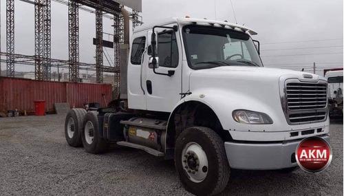 tracto camión freightliner m2 112  año 2015.crédito directo!