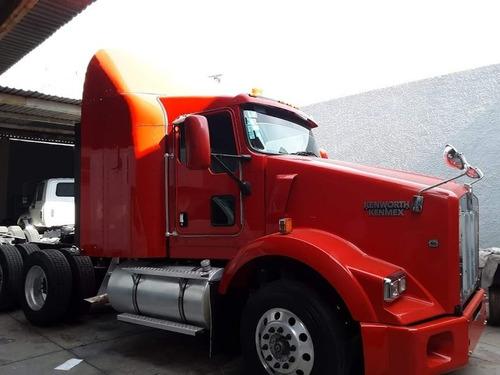 tracto camión kenworth mod 2011 nacional