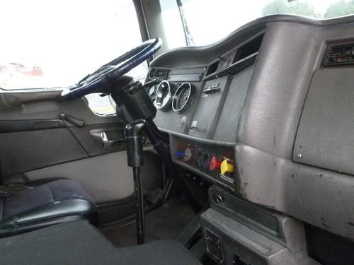 tracto-camión kenworth t300 3 ejes, quinta rueda, mod. 2007