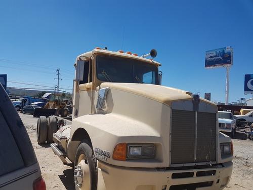 tracto camión kenworth t600 aceptó cambió