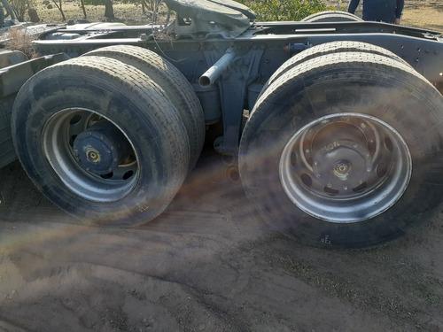 tracto camión mercedes actros máximo equipo 2013