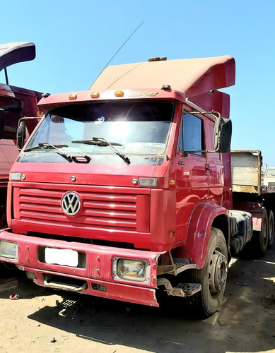 tracto camión volkswagen modelo 35.300
