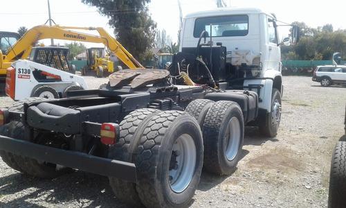 tracto camion volkswagen titan 37310 2007 6x4