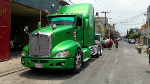 tracto kenworth t660 2013