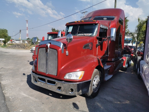 tracto kenworth t660