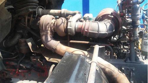 tracto volvo f12 año 91 motor 122 fs en standard caja sr1700