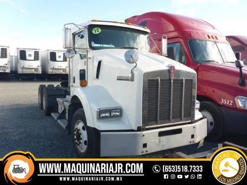 tractocamion 2011 kenworth t800, camiones, usados