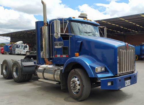 tractocamion 6x4 kenworth