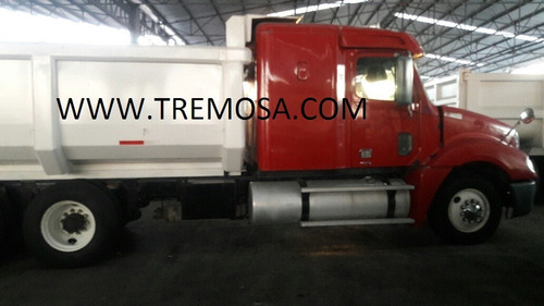 tractocamion columbia volteo  cl120 2008  100% mex. #2157