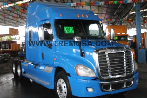 tractocamion freightliner cascadia - 2012 100% mex. #3101