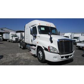 Tractocamion Freightliner Cascadia Importado Modelo 2012