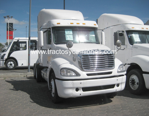 tractocamion freightliner columbia con ac modelo 2013