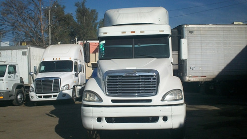 tractocamion freightliner columbia modelo 2008 mexicano 100%