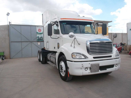 tractocamion freightliner columbia modelo 2011 18 velocidade
