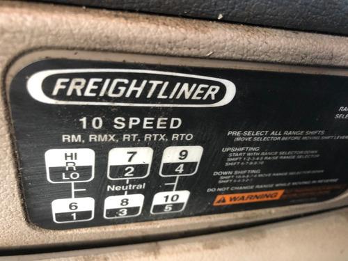 tractocamion freigthlinner ca125slp  2011 como nuevo